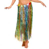 Hawaiian Grass Skirt Multi (9445)
